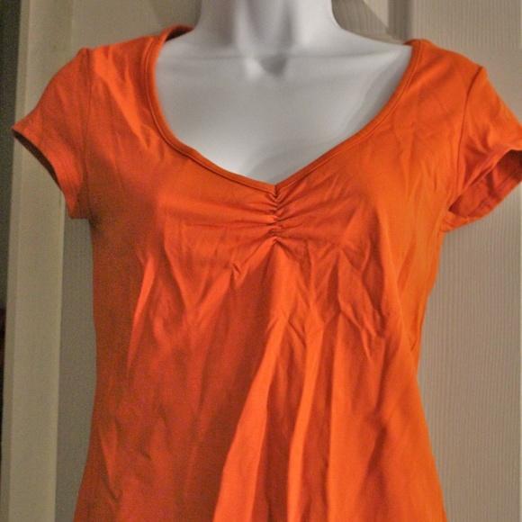 Zara Tops Short Sleeve Blouse Poshmark